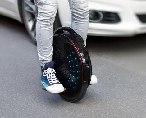 Mono-roue électrique